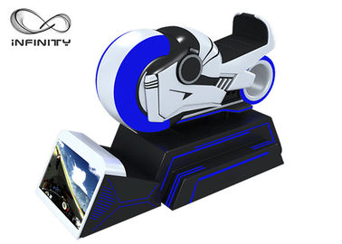 الصين DP VR Glasses Race Car Driving Simulator Games Size L2100 * W1000 * H1350 مصنع